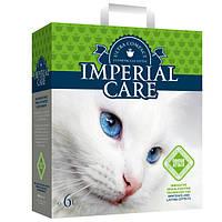 Imperial Care ODOUR ATTACK 6 кг - ультра-комкующийся наполнитель в кошачий туалет (летний сад)