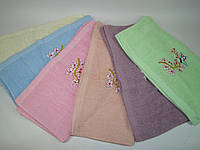 Лицевое полотенце махровое (45х90 см) код 0106, фото 1