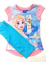 Детская пижамка для девочки Франция р.104,110,116,128