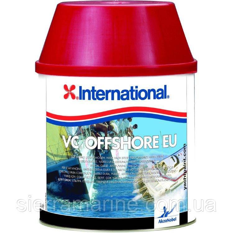 Яхтова Фарба Необрастающая, тверда VC-Offshore EU/750 мл