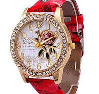 Часы Romance (red)
