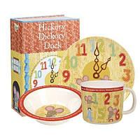 Набір дитячого посуду порцеляновий Churchill Hickory Dickory Dock 3 предмета HICK00061, фото 1