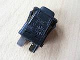 Кнопка включатель ГАЗ 3302 ГАЗель клавиша печки 3832.3710 Авар 12v, фото 2