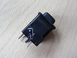 Кнопка включатель ГАЗ 3302 ГАЗель клавиша печки 3832.3710 Авар 12v, фото 3