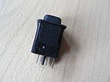 Кнопка включатель ГАЗ 3302 ГАЗель клавиша печки 3832.3710 Авар 12v, фото 5