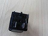 Кнопка включатель ГАЗ 3302 ГАЗель клавиша печки 3832.3710 Авар 12v, фото 6