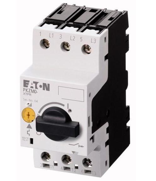Автомат захисту двигуна PKZM0-1,6 1,6 А Eaton (72735)
