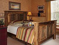 """Двуспальная кровать из дерева  """"Адрия"""""""