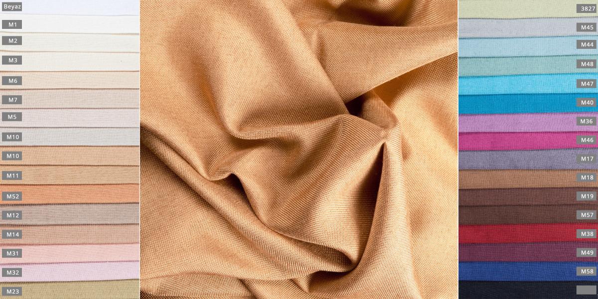 Портьерная ткань Мешковина 8151