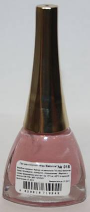 Лак для ногтей Miss Madonna 015, фото 2