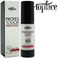 Top Face База под макияж Professional Touch Primer Base 02 Smooth Shiny 31ml
