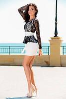 Платье стильное франц Ян  $