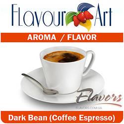 Ароматизатор FlavourArt Dark Bean (Coffee Espresso)