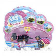 Pet Club Parade - Интерактивные фигурки домашних питомцев