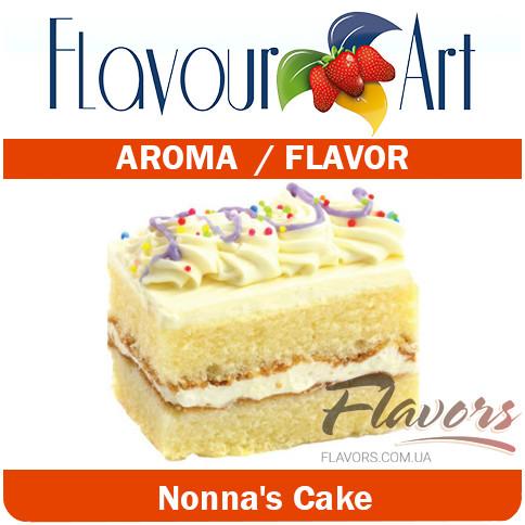 Ароматизатор FlavourArt Nonna's Cake
