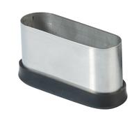 Вырубка-форма для эклеров и савоярди 6х1,8 см. нержавеющая сталь Martellato