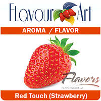 Ароматизатор FlavourArt Red Touch (Strawberry)