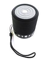 Портативная колонка WSTER WS-631 Bluetooth, MP3, FM, USB,
