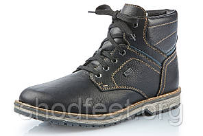 Зимние мужские ботинки Rieker 39223-00
