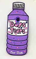 Силиконовый чехол BOYS TEARS для MEIZU M3 Note, Слезы парней фиолетовая