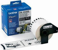 Картридж Brother для специализированного принтера QL-1060N/QL-570(62mm x 30.48M) (DK22205)
