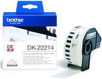 Картридж Brother для спеціалізованого принтера QL-1060N/QL-570 (12mm x 30.48M) (DK22214)