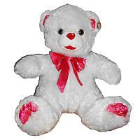 Мягкая игрушка Мишка 2091В ,62см,  с красным бантом