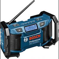 Аккумуляторный радиоприёмник Bosch GML SoundBoxx Professional (без аккумулятора и зарядного устройства)