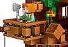 """Конструктор Lele Minecraft 33125 443 детали """"Домик у реки"""" (лего майнкрафт), фото 4"""