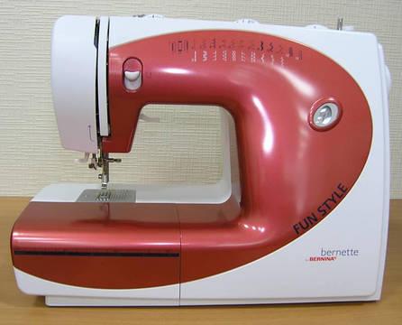 Электромеханическая швейная машина BERNINA Bernette Fun Style 56