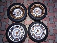 Шины зимние и диски комплект (4-шт) 145/65R15 175/55R15