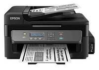 Багатофункційний пристрій А4 Epson M205 Фабрика печати з WI-FI (C11CD07401)