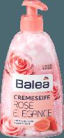 Жидкое крем-мыло для рук с дозатором Balea CremeSeife Rose Elegance- Роза и Гуава