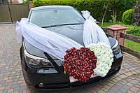 """Комплект на автомобиль """"Цветущие сердца"""""""