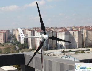 Ветрогенератор Ista Breeze 1500W 48V