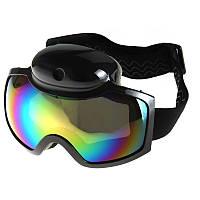 Лыжные очки  с  HD камерой