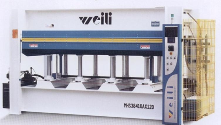 Гидравлический Пресс МНS 3848Ax100 Weili, фото 2