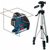 Нивелир (уровень) лазерный GLL 2-80 P + BS 150 + вкладка под L-Boxx