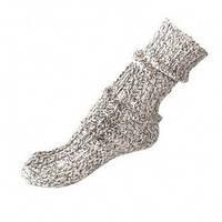 Носки тёплые шерстяные MilTec Grey 13008008