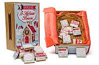 Шоколадный набор З Новим роком на 30 плиток