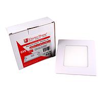 LED панель квадратная 6W