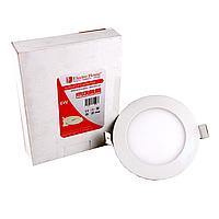 LED панель круглая 6W
