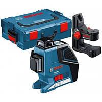 Нивелир (уровень) лазерный Bosch GLL 3-80 P Professional+ BM1 (новый) в L-Boxx