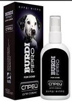 Спрей Бурди фипро для собак, 150мл