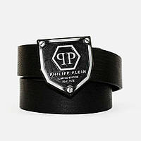 Ремень Belt Philipp Plein Jump On It Black