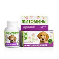 Фитомины Гематодог для щенков 50 г