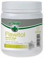 Флавитол порошок для собак пожилого возраста с хондроитином и глюкозамином 400 г