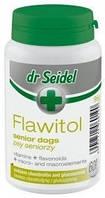 Флавитол таблетки для собак пожилого возраста с хондроитином и глюкозамином 60 таб