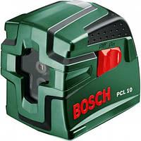 Нивелир (уровень) лазерный Bosch PCL 10