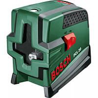Нивелир (уровень) лазерный с функцией отвеса Bosch PCL 20